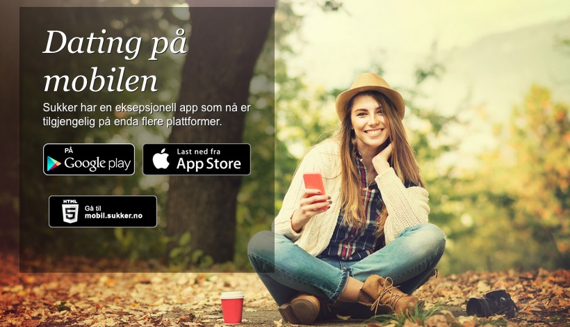 sukker.no på mobil real escorte date
